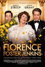Florence Foster Jenkins 2016 movie Poster