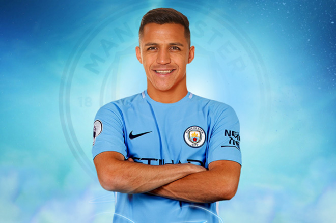 """Tin cực vui MU như """"vớ được vàng"""": Man City muốn mua Alexis Sanchez 2"""