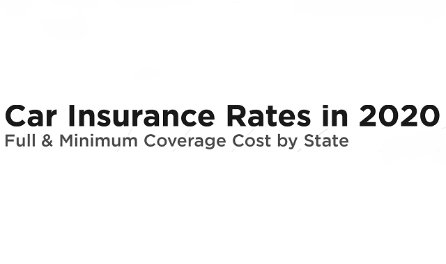 Car insurance rates: 2020 edition