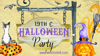 Kristin Holt | 19th Century Halloween Party