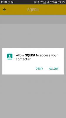 Cara Menjadwalkan Pesan Whatsapp di Android & iOS - SQEDit Auto Scheduling App 3