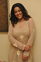 Mumaith Khan in Beig Skin Colored Anarkali Dress at Kalamandir Foundation 7th anniversary Celebrations ~  Actress Galleries 027.JPG