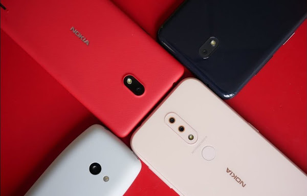 HMD announces Nokia 4.2, Nokia 3.2, Nokia 1 Plus and Nokia 210