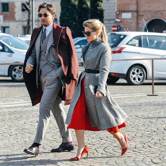 7d3ab91c4d516 Meandry Mody Męskiej: Goście, goście #1 - Czy klasyczna moda damska ...