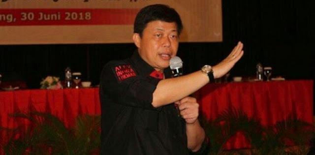 Rekomendasi Dikembalikan, Alex Indra Nyatakan PDIP Absen Di Pilgub Sumbar