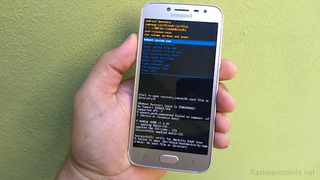 Cómo hacer un hard reset en equipos de la marca Samsung