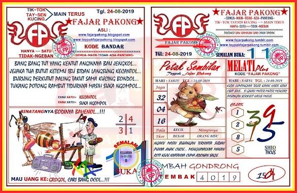 KodeSyairFajarPakong2D24082019