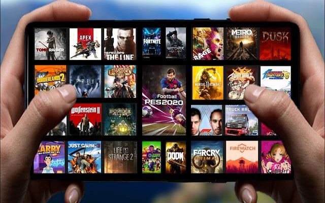 تحميل تطبيق محاكي نيفيديا Nvidia Games مجانا