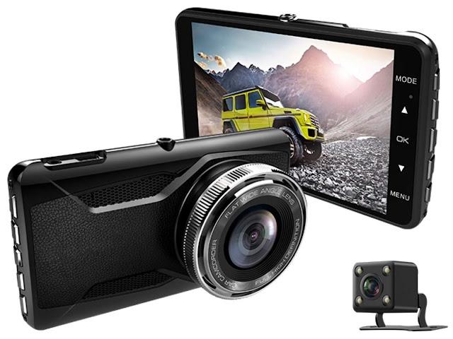 Novatek Car Camera DVR