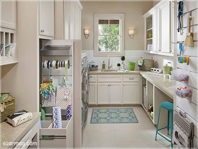 ديكورات مطابخ صغيرة 6   Small kitchen Decors 6