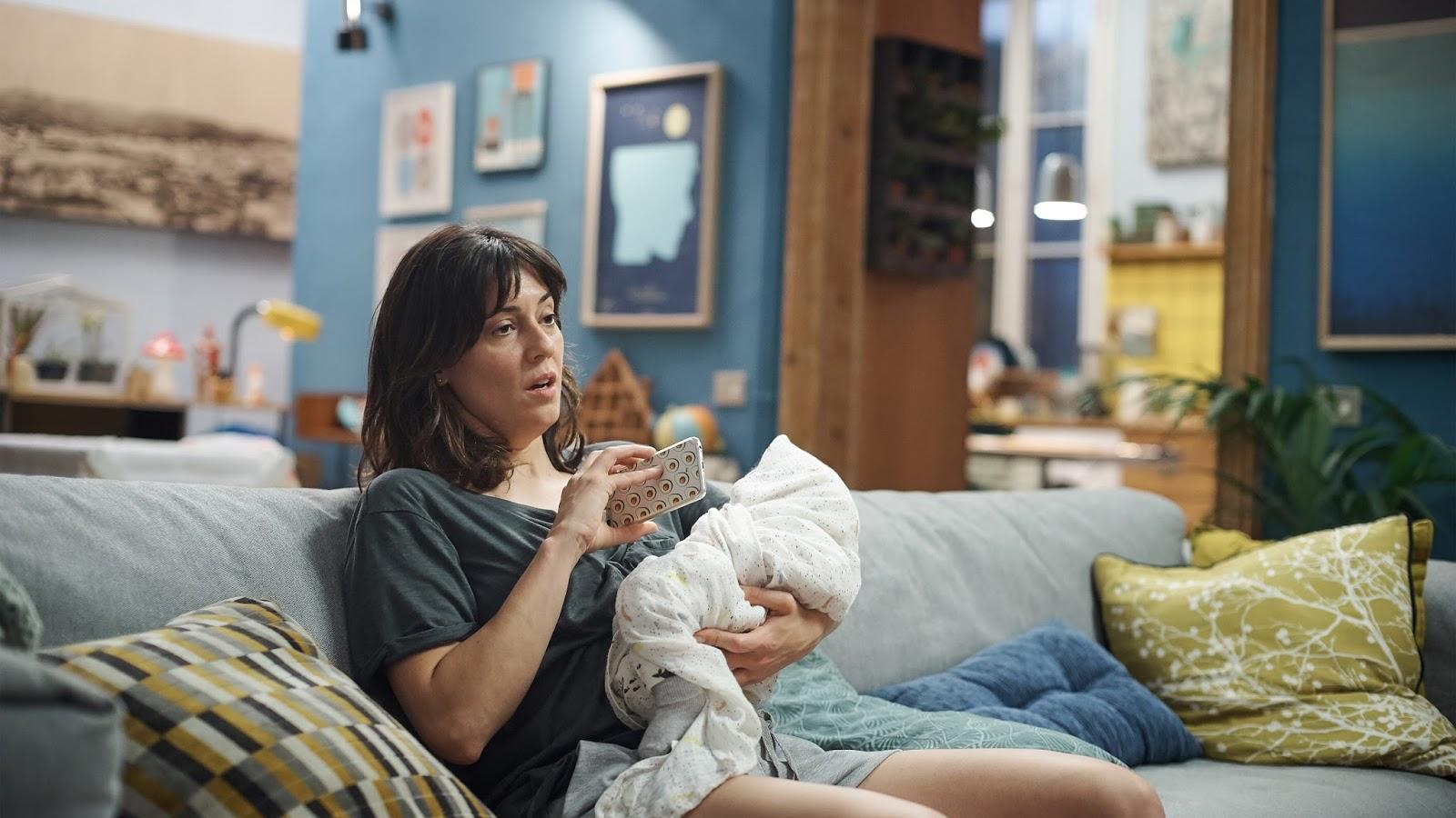 """Eva Ugarte interpreta a una madre """"con los pies en la tierra"""" en Mira lo que has hecho"""