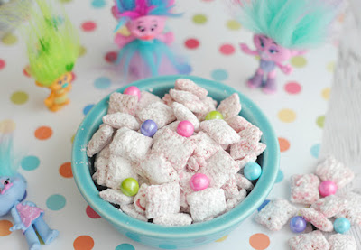 Trolls party food ideas
