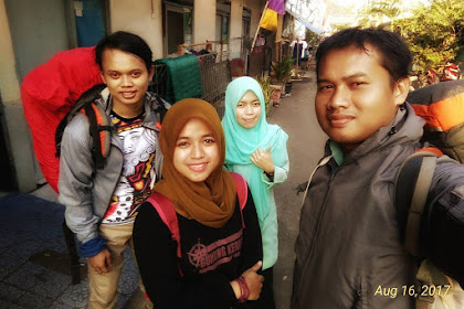 Bissmillahirohmanirrohiim... Lombok, We're coming... . . . .