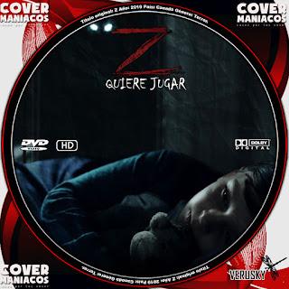 GALLETA Z 2019[COVER DVD]