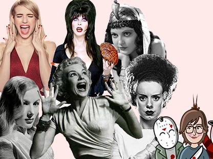 As Mulheres Fantásticas do Horror