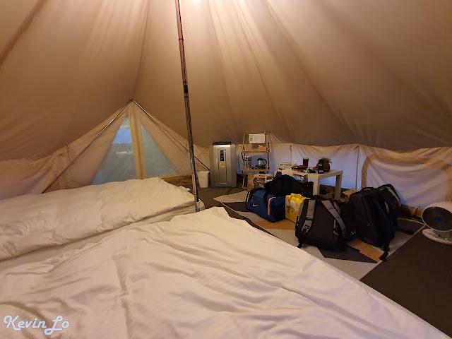 拉波波村營區豪華帳篷