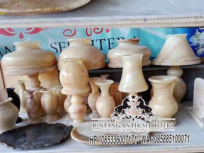 Kap Lampu Hias, Produsen Kap Lampu, Kap Lampu Onix Tulungagung