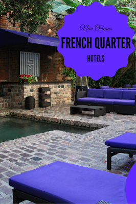 Travel the World: Five hotels in the French Quarter of New Orleans.
