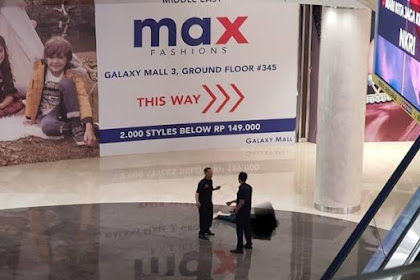 Warga Dharmahusada Tewas, Lompat Dari Lantai 4 Galaxy Mall 3