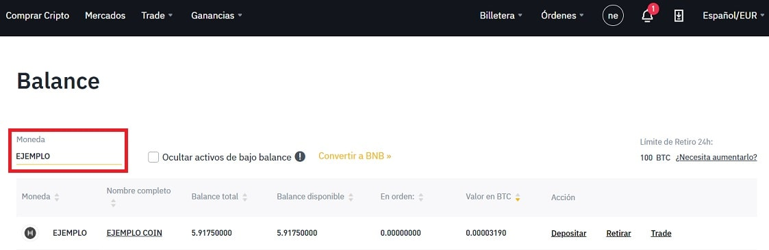 Cómo Comprar y Guardar en Billetera My Ether Wallet