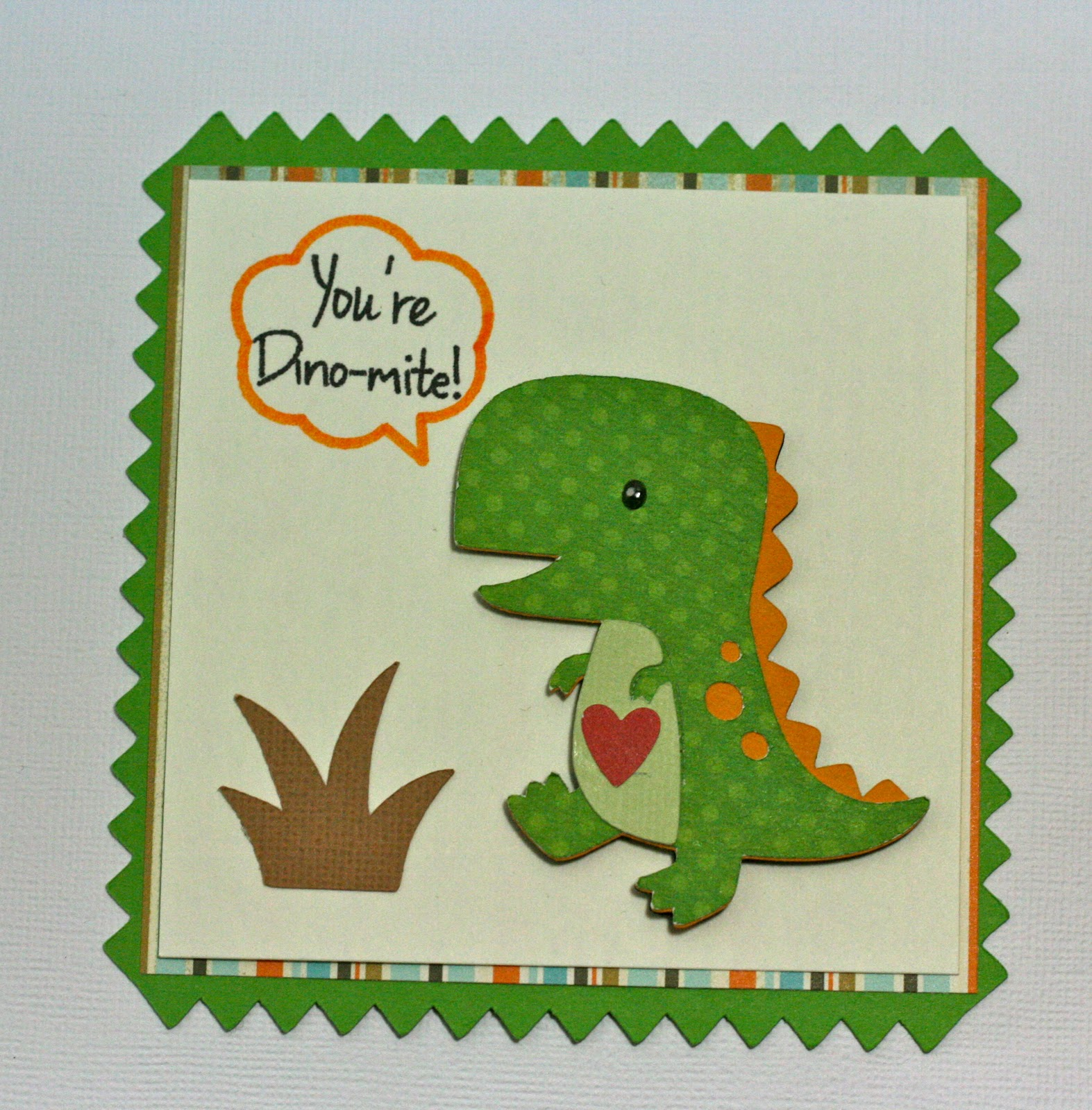 Rock Paper Cricut: You're Dino-mite