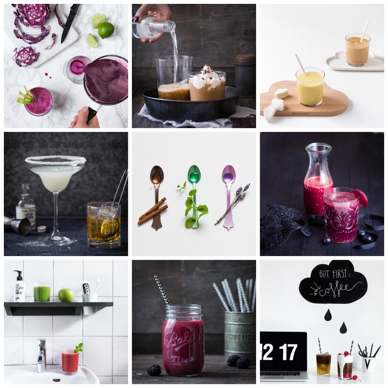 fresh! 190 Smoothies, Säfte und Drinks, Umschau Verlag - Fotos