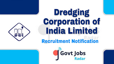 DCI recruitment notification 2019, govt jobs in ap, govt jobs for engineers, central govt jobs