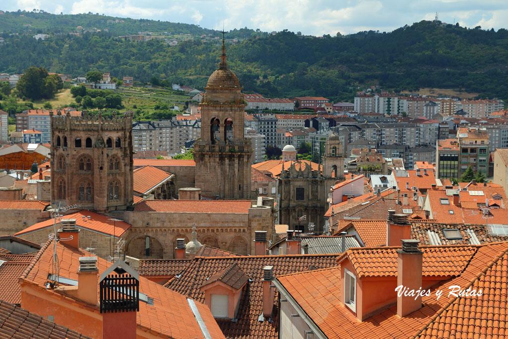 Vistas de Ourense