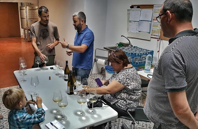 joan rubio tast vins