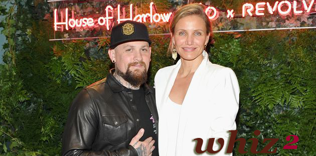 Cameron Diaz and Benji Anger report birth of first infant