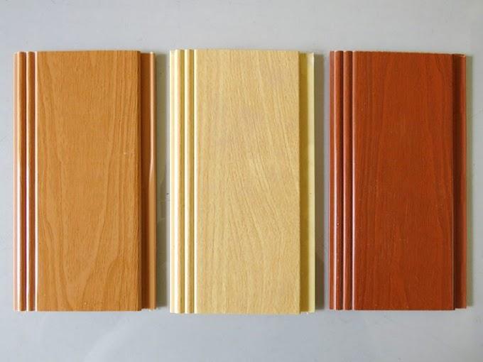 Giá Tấm nhựa Dài đài loan cứng Bản 18cm, 25cm 30cm, 40cm PVC Nano Theo M2 Hoàn Thiện Trọn Gói