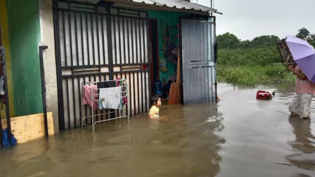 Banjir Sudah Masuk Rumah Warga Cipondoh, BPBD: Bukan Banjir tapi Genangan