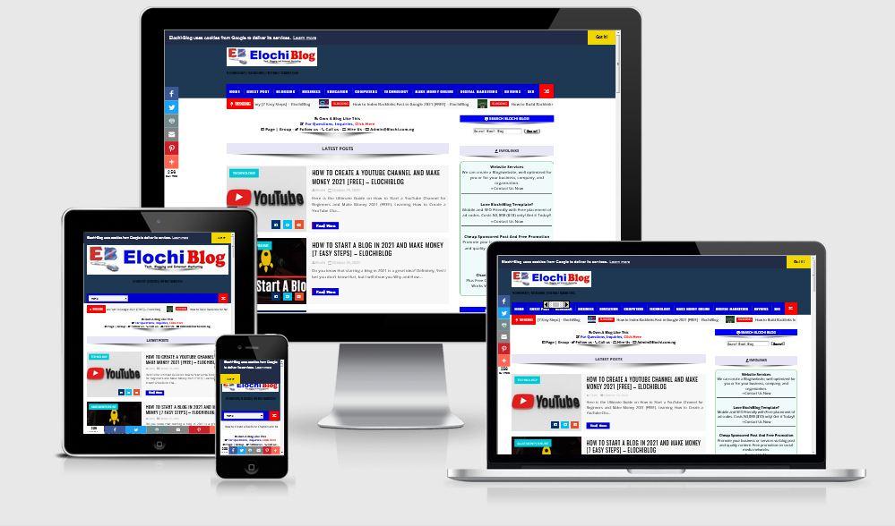 ElochiBlog Web Services