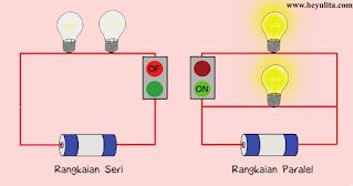 Rangkuman rangkaian paralel tema 3