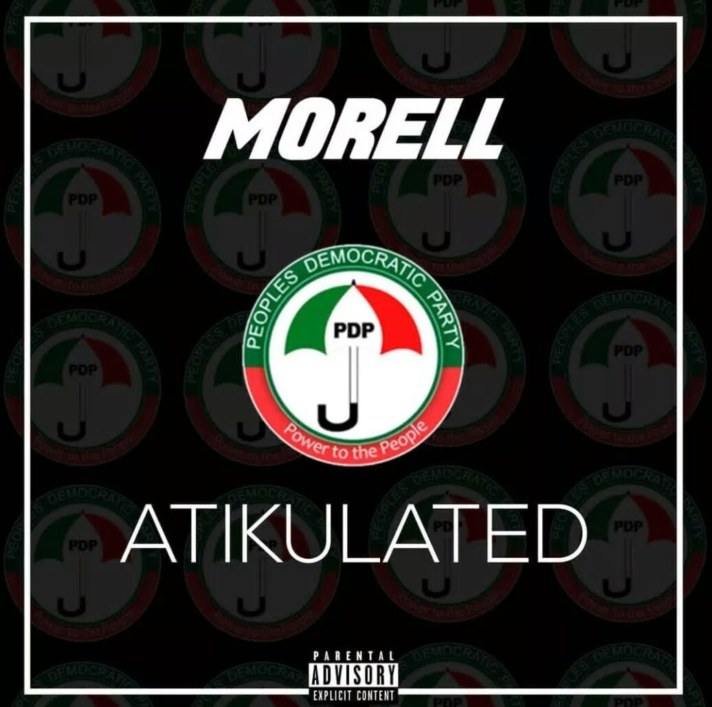 Morell Gatan Arewa the Northern Nigerian heavy Weight Act Makes another New Tunes Title Morell Atikulated , Vote In Peace No Fighting , Morell atikulated