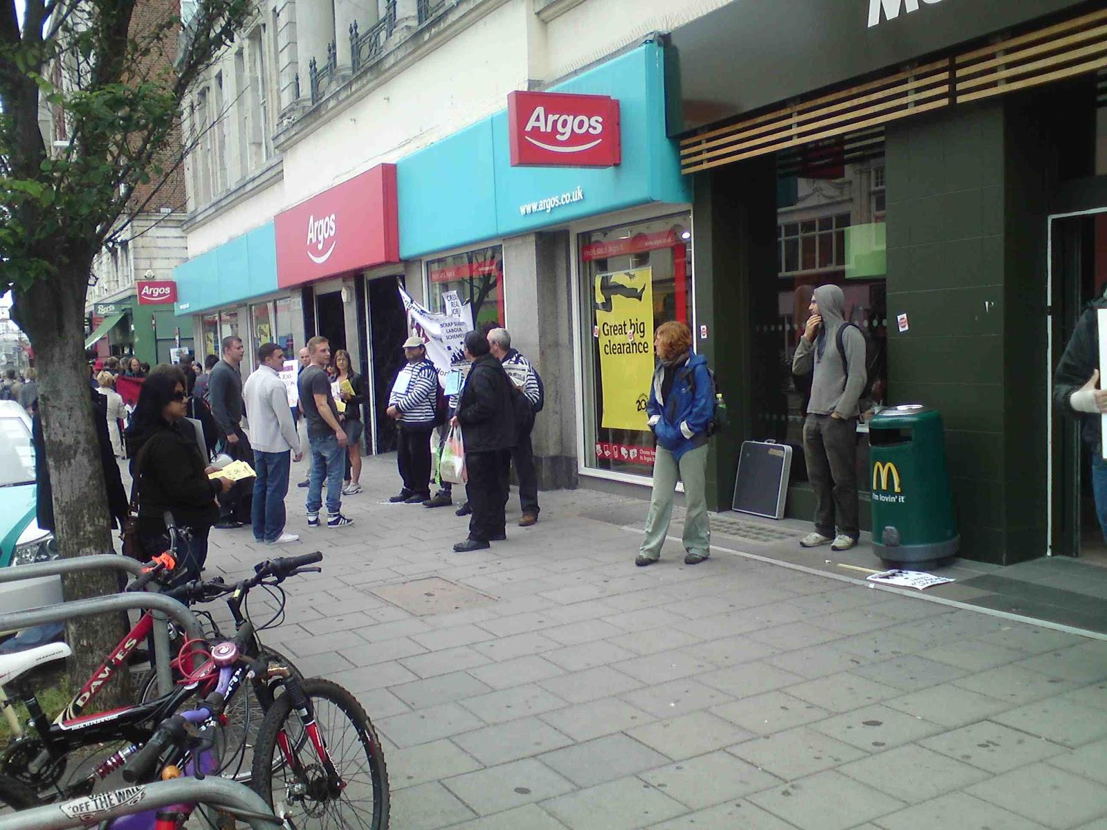 Tony Greenstein Blog: Tony Greenstein's Blog: Brighton March Of Shame A Great