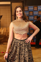 Actress Model Sarah Hopkins Latest Pos in Lehenga Choli at SIIMA Short Film Awards 2017 .COM 0201.JPG