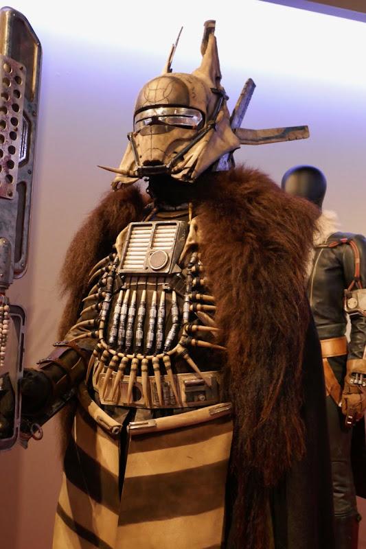 Enfys Nest costume Solo Star Wars