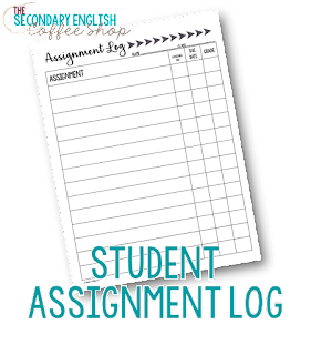 assignment log for students Forms and letters discipline behavior meant to be kept as a class set in a folder with a behavior log for each student detention assignment - shelli temple.