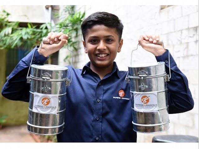 स्कूल में पढ़ने वाले 13 साल के बच्चे ने खड़ी कर दी करोड़ों की कंपनी, अब दे रहे लोगों को रोजगार