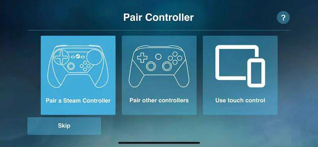 Pair controller