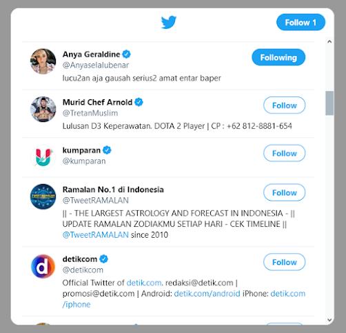 Cara Mendaftar Twitter Dengan Mudah dan Lengkap
