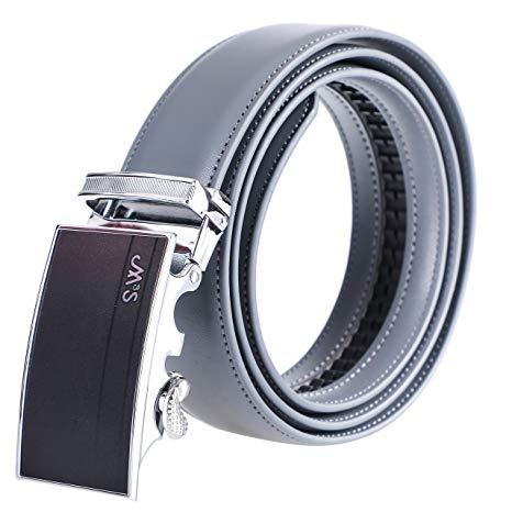 AMAZON - 30% off Sophia and William Belts for Men Genuine Leather Belt