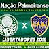Jogo Palmeiras x Boca Juniors Ao Vivo 11/04/2018 [Narração]