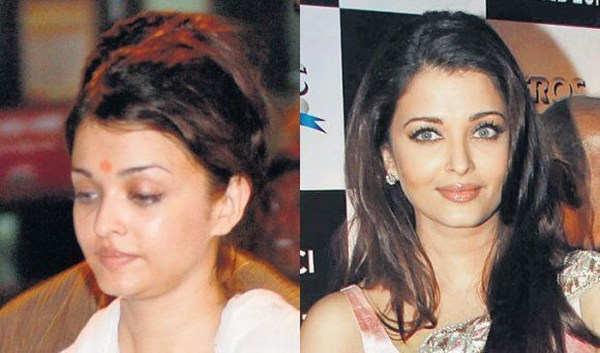 Aishwarya Rai photo without Makeup