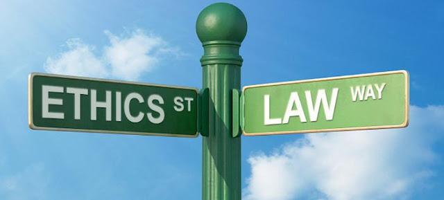 Pengertian, Persamaan, Perbedaan Hukum dan Etika