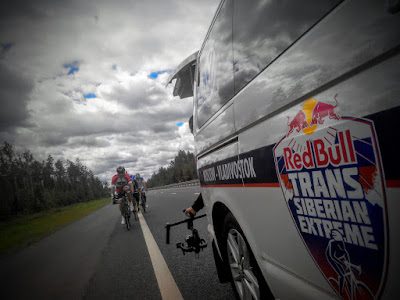 Red Bull Trans Siberian Extrerme - этап 1 Москва - Нижний Новгород