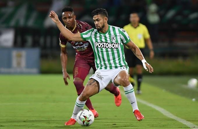 ¡Sacudida Verde! Atlético Nacional por fin pudo volver a vencer al Deportes Tolima: Victoria por la 'mínima' en el Atanasio