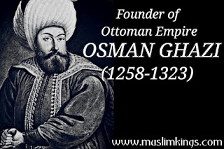 Real pic of Osman Khan Ghazi