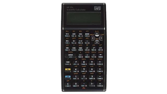 HP35s Scientific Calculator